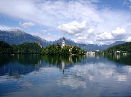 slovenia-lake